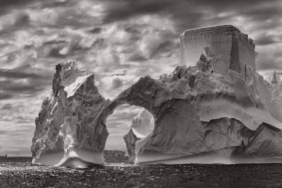 Iceberg Mar De Weddell peninsula antartica sebastiao salgado