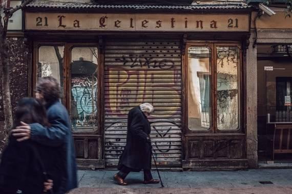 calle fotografia