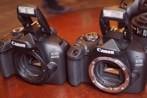 canon eos 2000d vs 4000d