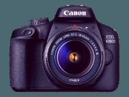 canon eos 4000d caracteristicas