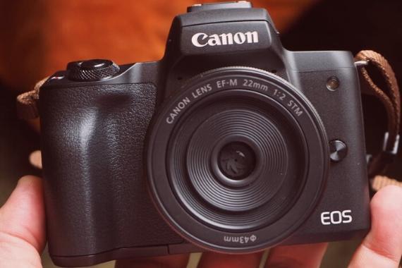 canon eos m50 amazon