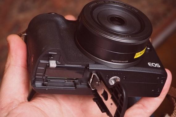 canon eos m50 caracteristicas