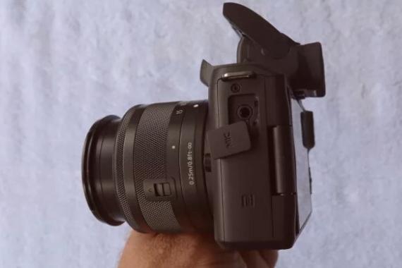 canon eos m50 el corte ingles