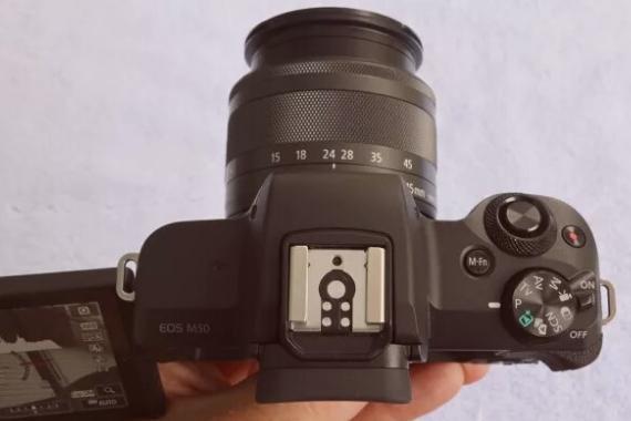 canon eos m50 mediamarkt