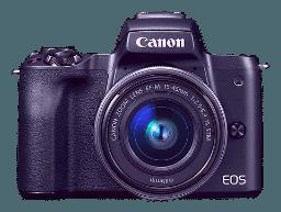 canon eos m50 opiniones