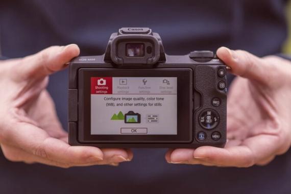 canon m50 mediamarkt