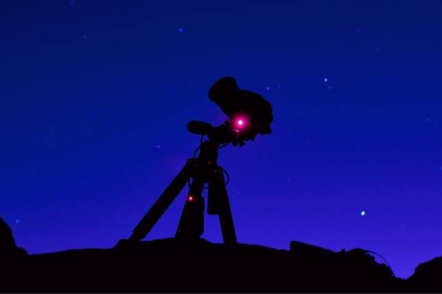 como hacer fotos de noche