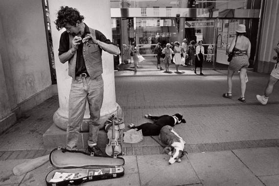 como hacer street photography
