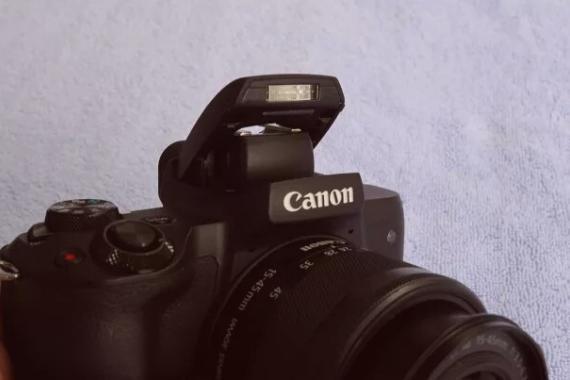 comprar canon m50