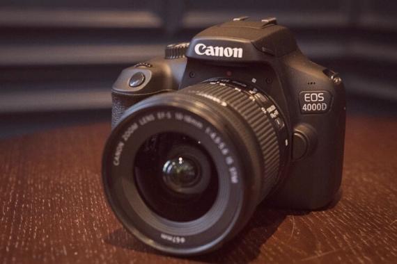 con que camara reflex empezar en la fotografia