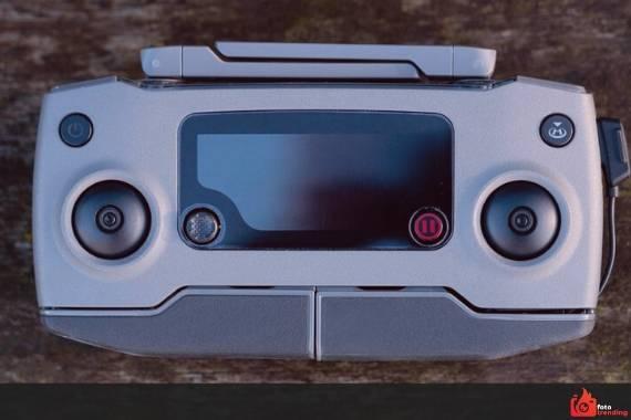 controlador a remoto mavic 2 pro