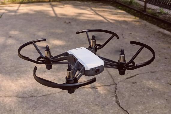 drone iniciacion fotografia aerea
