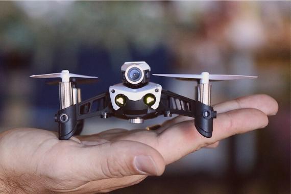 drone iniciacion ninos pequenos