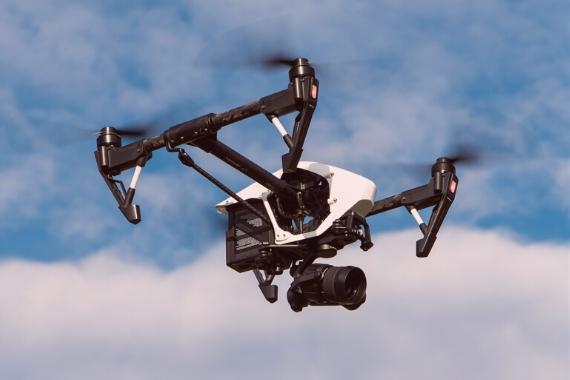 drone profesional precio