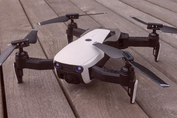 drones principiantes con camara