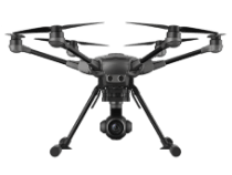 drones profesionales autonomia