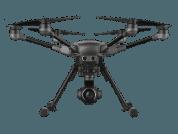 drones profesionales de segunda mano