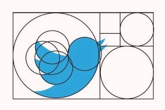 ejemplo logo circulos aureos