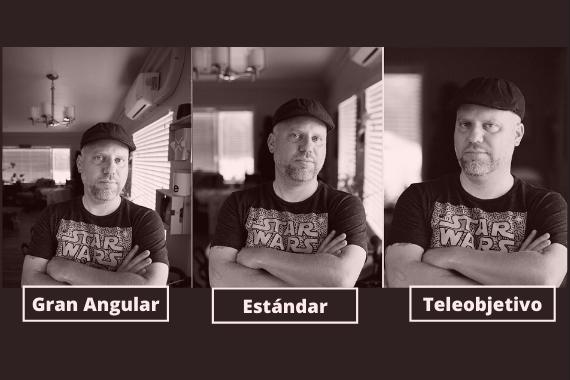 ejemplos distancia focal