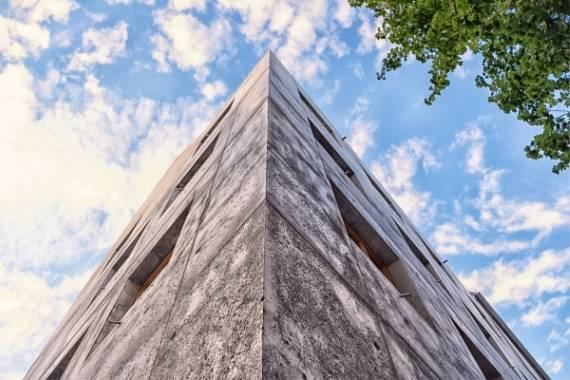foto arquitectonica de edificio