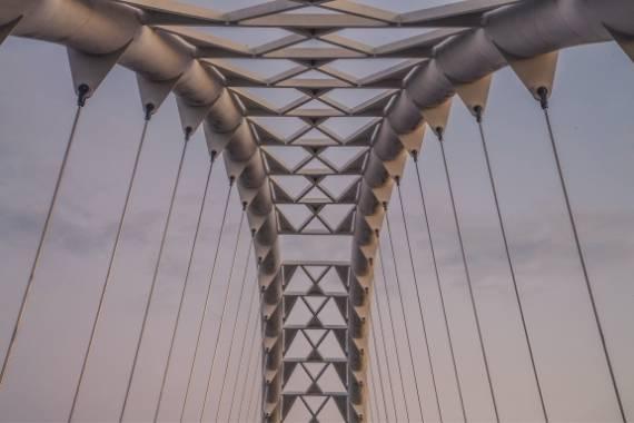 foto arquitectura puente