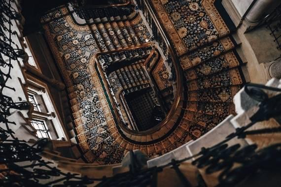 foto de arquitectura interior