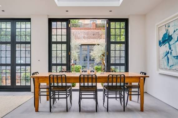 foto interior de casa