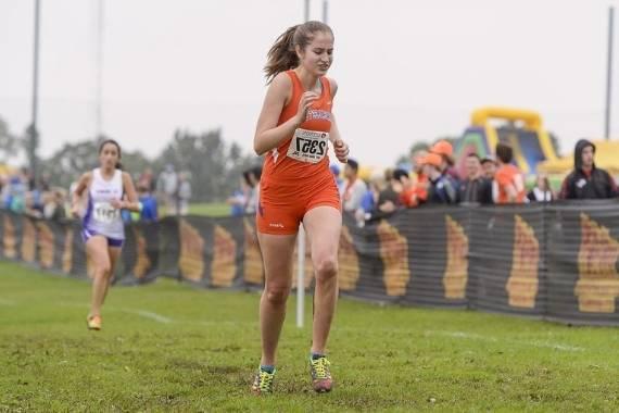 foto mujer corriendo