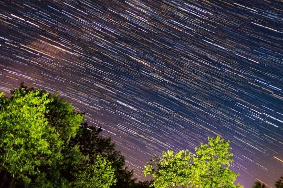fotografia con telescopio