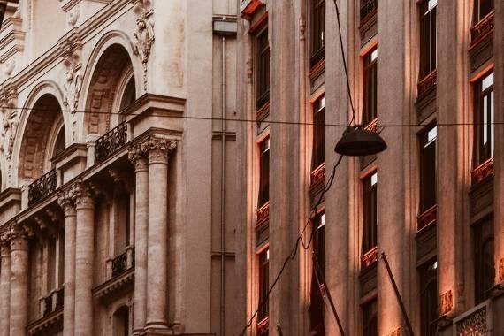 fotografia de arquitectura de exterior