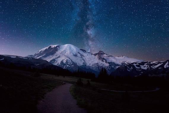 fotografia estrellas larga exposicion
