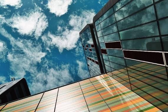 fotografiar exterior edificios