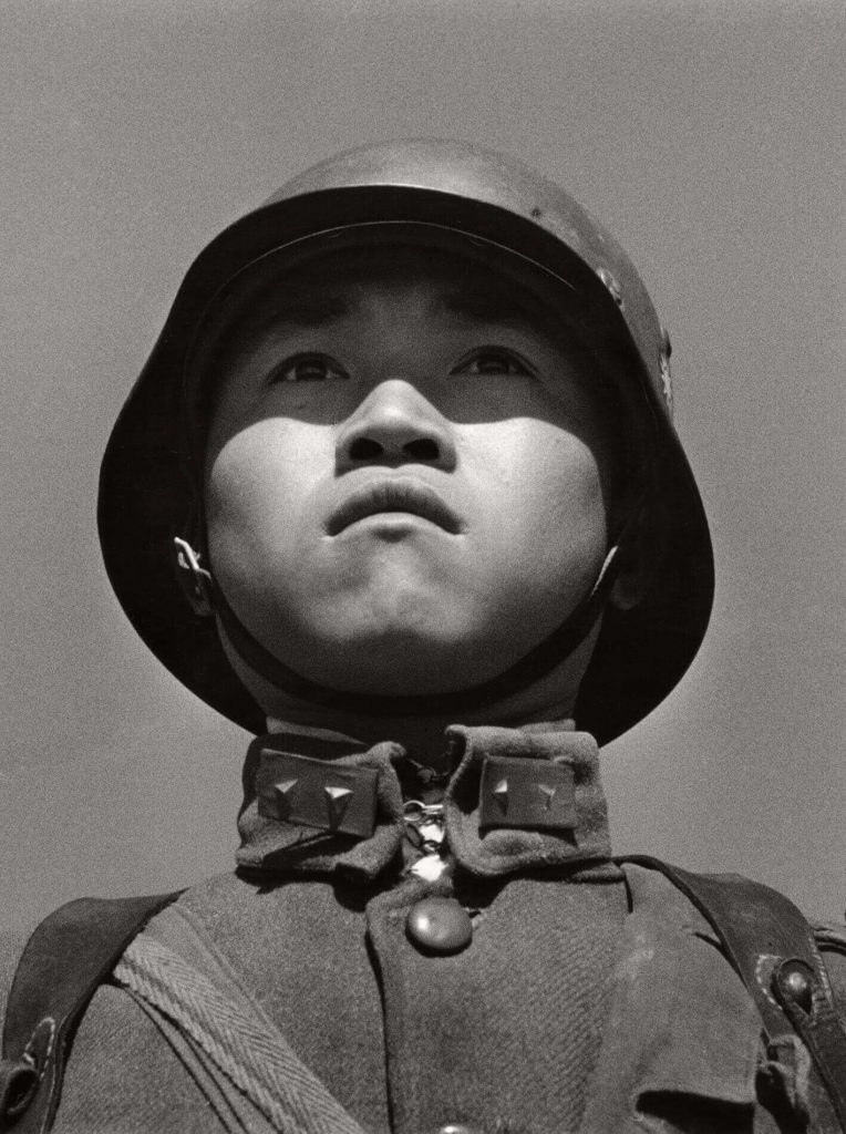 guerra japon robert capa