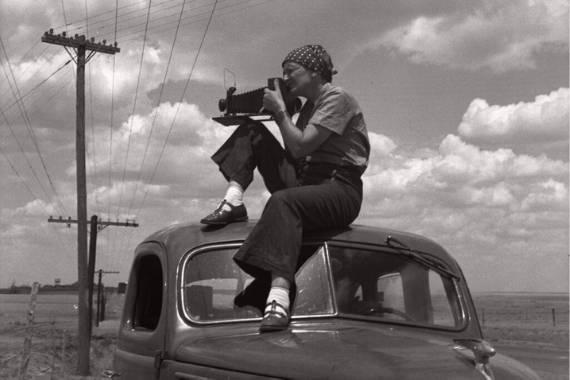 mejores fotografos de la historia