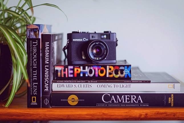 mejores libros para fotografos