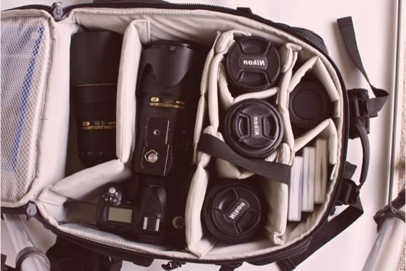 mejores mochilas para fotografos