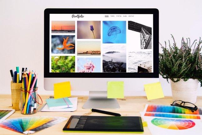 mejores webs portafolio fotografico