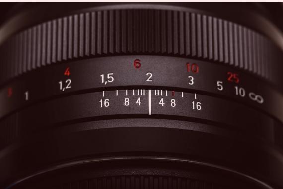mm objetivo distancia focal