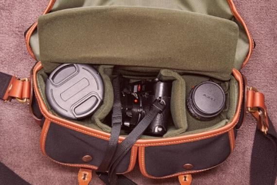 mochila para fotografo