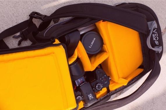 mochilas de fotografia baratas