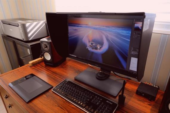 monitores profesionales para fotografia