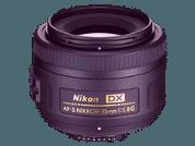 objetivos compatibles con nikon d3400