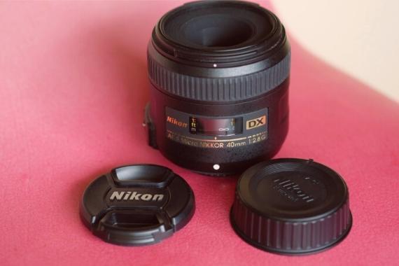 objetivos para nikon d3200