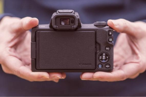 oferta canon m50 1