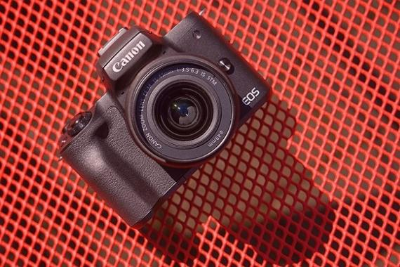 oferta canon m50