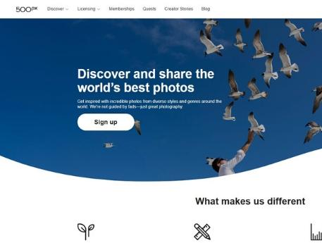 paginas de fotografia