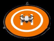 pista aterrizaje drones