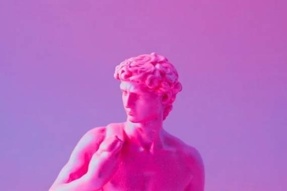 que significa el color rosa