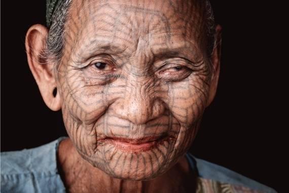 retrato de una persona