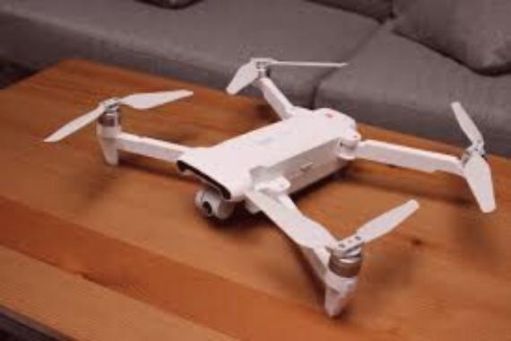 review xiaomi mi drone 4k